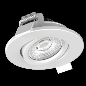 New 6W Slim Tri-color LED Downlight